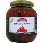 MARCO POLO Red Long Peppers 56oz