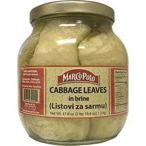 MARCO POLO Cabbage Leaves 47.6oz