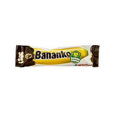 KRAS Bananko Chocolate Snacks 30g
