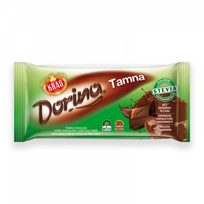 KRAS Dark Chocolate (sugar-free) 80g