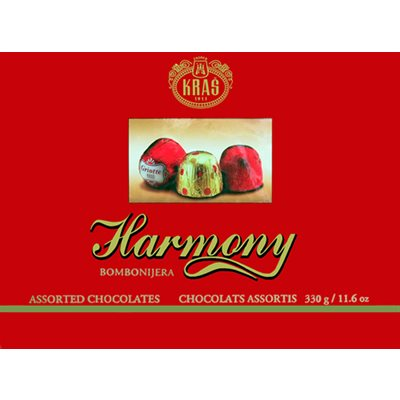 KRAS Harmony Boxed Chocolates 330g