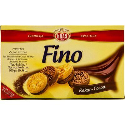 KRAS Fino Kakao Cocoa Cookies 300g