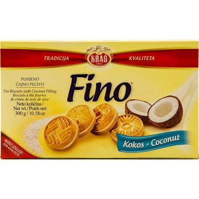 KRAS Fino Kokos Coconut Cookies 300g