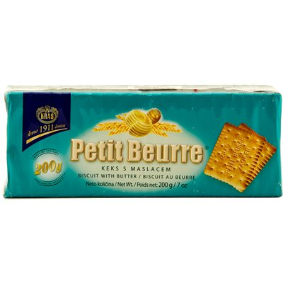 KRAS Petit Beurre Biscuits 200g