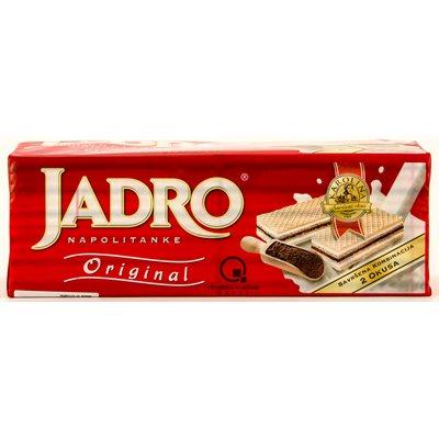 KRAS Karolina Jadro Milk & Cocoa Wafers 860g