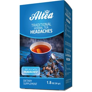 ALTEA Traditional Herbal Tea - Headaches 50g