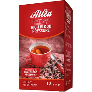 ALTEA Traditional Herbal Tea - High Blood Pressure 50g
