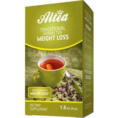 ALTEA Traditional Herbal Tea - Weight Loss 50g