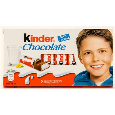 FERRERO Kinder Chocolate 100g