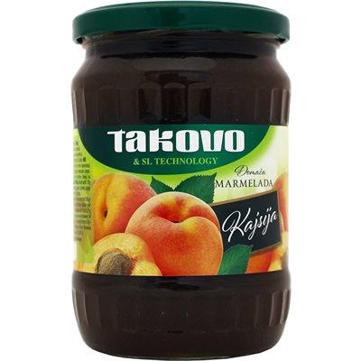 Takovo Apricot Jam 6/700g jars