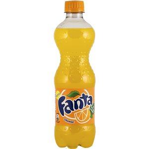 FANTA Orange Soda 500ml