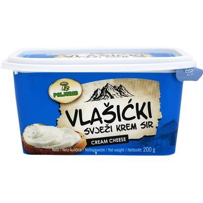 POLJORAD Vlasicki Cream Cheese 200g