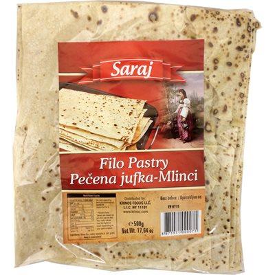 Adelina Saraj Mlinci Fillo Pastry 500g