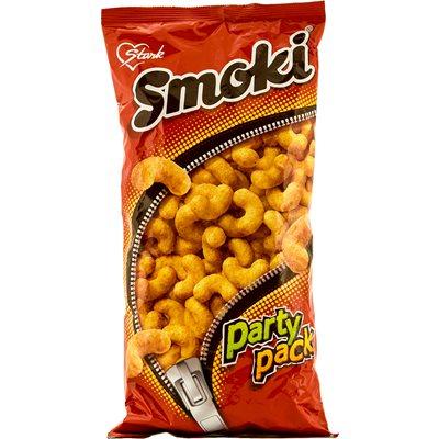 STARK Smoki Puffed Snacks with peanut 250g