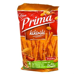 Prima Salted Sticks w/peanuts 39/45g