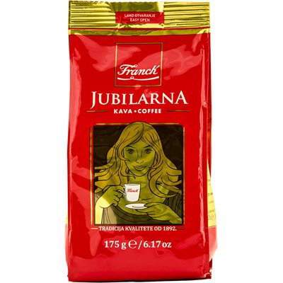 FRANCK Jubilarna Ground Coffee 175g