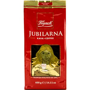 FRANCK Jubilarna Ground Coffee 400g