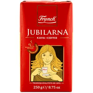 FRANCK Jubilarna Ground Coffee 250g
