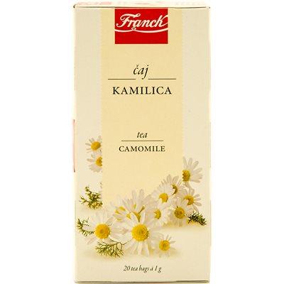 FRANCK Chamomile (Camelica) Tea 20g