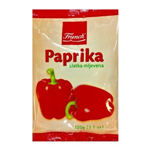 FRANCK Paprika 100g