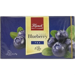 FRANCK Blueberry (Borovnica) Tea 55g