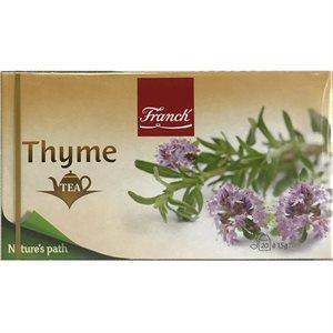 FRANCK Thyme (Majcina Dusica) Tea 30g