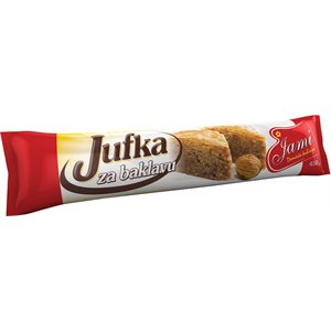 Jami Jufka for Baklava Phyllo Sheets 12/450g
