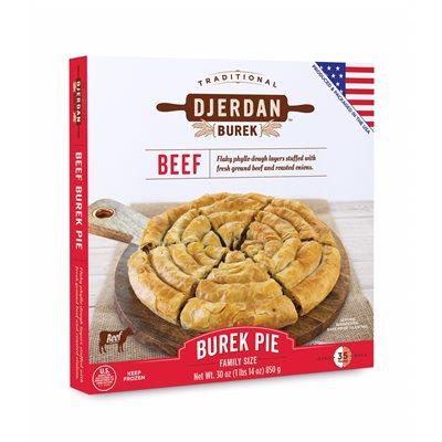 DJERDAN Beef Burek 850g