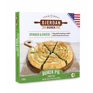 DJERDAN Spinach and Cheese Burek 850g