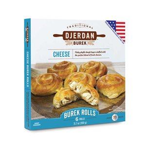 DJERDAN Cheese Burek Rolls 900g