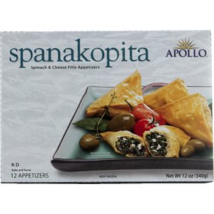 APOLLO Spanakopita 12oz