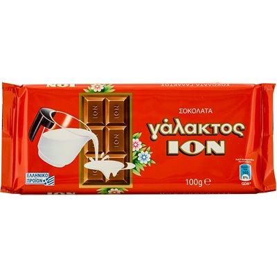 ION Milk Chocolate 100g