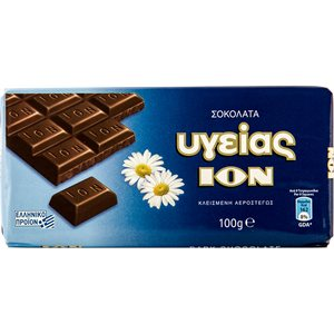 ION Semi-sweet, Dark Chocolate 100g