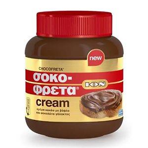 ION Chocofreta Cream 380g jar