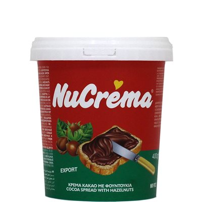 ION Nucrema Hazelnut Spread 400g